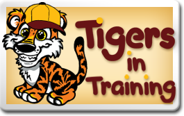 Tigers in Training