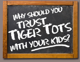 Reasons why you should choose Tiger Tots